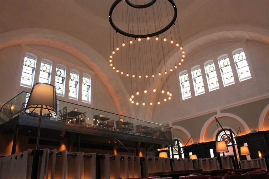 Middletons Leicester Mezzanine